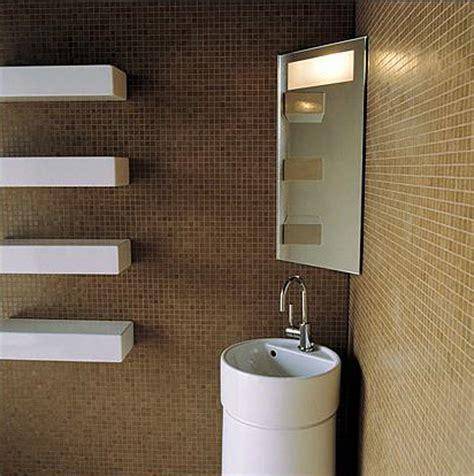 Modern Bathroom Shelving Ideas by 50 Magnificent Ultra Modern Bathroom Tile Ideas Photos