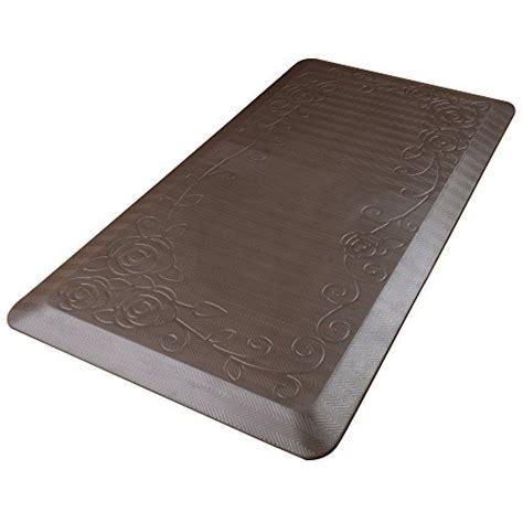 kitchen comfort floor mats cook n home anti fatigue premium comfort kitchen floor mat 6586