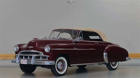 Chevrolet Picture by 1949 Chevrolet Deluxe Convertible T145 1 Indy 2017