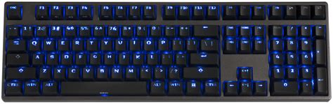 deck hassium cbl 108 deck hassium pro 108 pbt blue led backlit mechanical