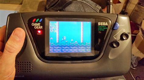 Game Gear Sega Game Gear Capacitors Replacement