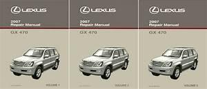 2004 Lexus Gx 47wiring Diagram Manual Original