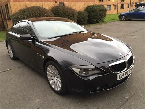 2006 Bmw 6 Series Coupe 630i 2dr Auto