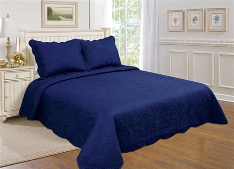 7all For You 3 Pc Reversible Quilt Set, Bedspread
