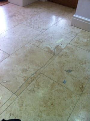 how to repair cracks in a travertine floor imperialfloorcare