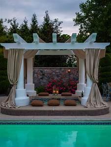 26 spectacular hot tub gazebo ideas With whirlpool garten mit bonsai 24