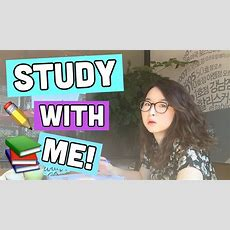 Study With Me!  Med School Student Life  Twinklinglena Youtube