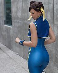 Street Fighter Chun-Li Cosplay