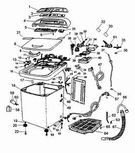 Haier Washer Parts