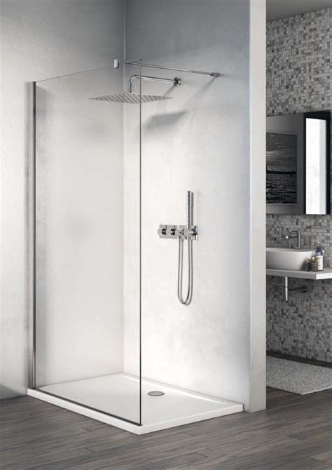 box doccia rettangolari eleganza minimale  il bagno