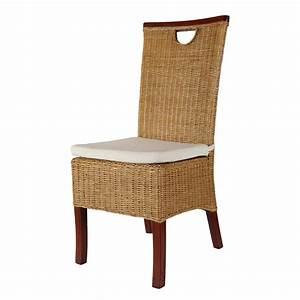 Chaise Rotin Design : chaise de salle manger design pas ch re fauteuil de salle manger pas cher rotin design ~ Teatrodelosmanantiales.com Idées de Décoration