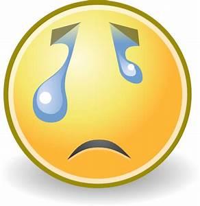 Face Crying Clip Art at Clker.com - vector clip art online ...