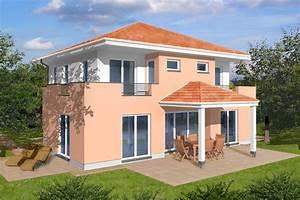 Häuser Am Hang Bilder : stadtvilla stadthaus massivhaus typ garda ~ Eleganceandgraceweddings.com Haus und Dekorationen