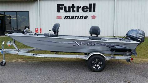Xpress Boats Crappie by Xpress Xp16pf Boats For Sale Boats