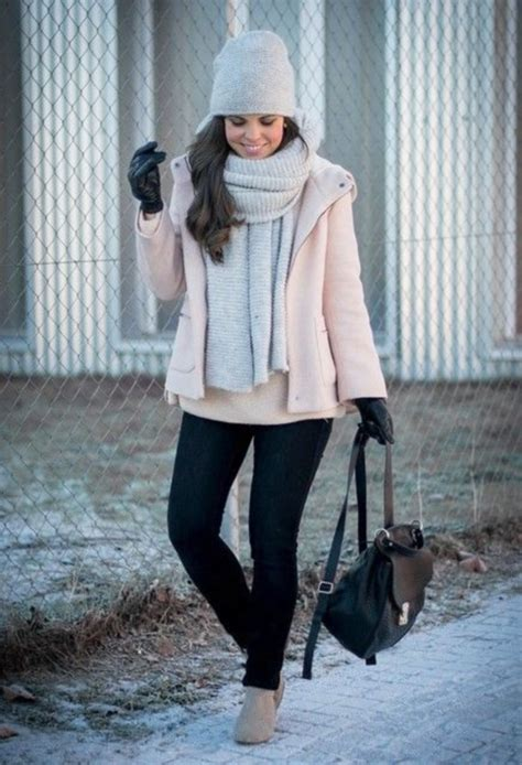 45 Perfect Winter Outfits for College Girls