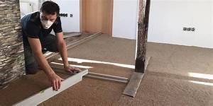 Dachboden Fußboden Verlegen : bodenrenovierung laminat verlegen in einem dachboden ~ Markanthonyermac.com Haus und Dekorationen