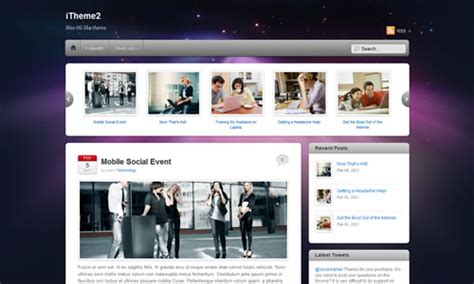 Descarga gratuita de blaszok wordpress themes