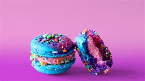 highway unicorn macarons recipe tastemade