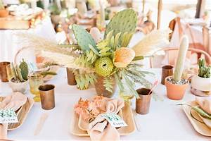 Cactus-Inspired Bridal Shower - Green Wedding Shoes