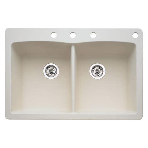 kitchen sink at lowes lowes sinks kitchen shop blanco precis basin undermount