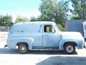 Buy Used 1954 Ford Panel Truck In Lancaster  California