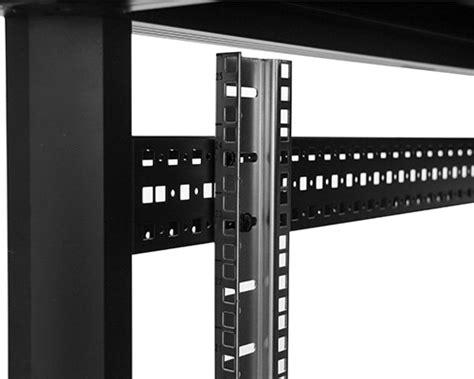 server rack cabinet  glass door startechcom