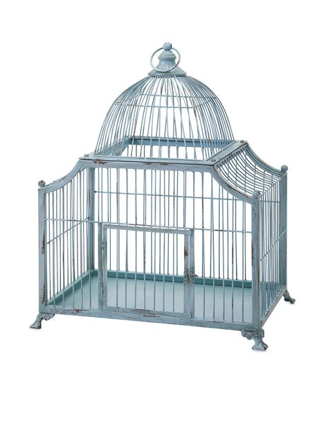 imax iris decorative bird cage