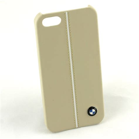 ebay iphone 5 cases bmw iphone 5 5s leather stitching cg mobile new