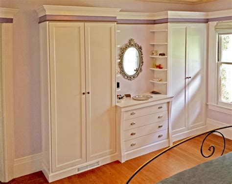 Closet Cabinets by Custom Closet Designs Sj Sallinger Designs