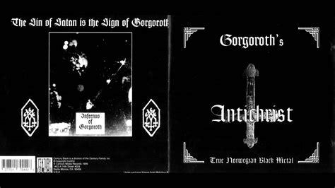 gorgoroth antichrist full album youtube