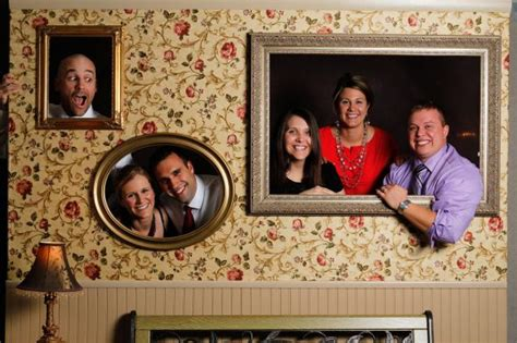 Family Pictures With Backdrop by Diy Photobooth Wall Weddingbee Photo Gallery