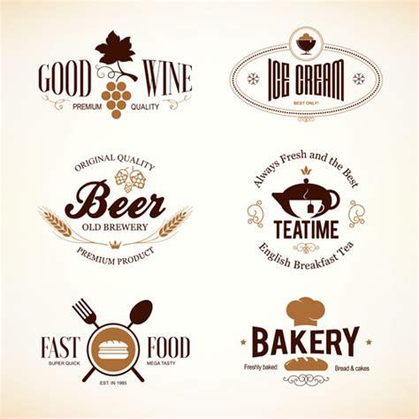 restaurant food menu logos vector design free vector in encapsulated postscript eps eps