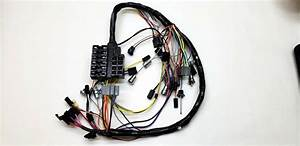 1961 61 Chevy Impala Under Dash Wiring Harness With Fuse
