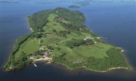 island  inchmurrin loch lomond visitor guide