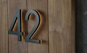 3d illuminate metal house numbers and letters buy house With where to buy house numbers and letters