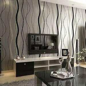 Papier Peint Art Deco : ide papier peint chambre chambre garcon deco plafond ~ Dailycaller-alerts.com Idées de Décoration