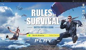 How To Play Rules Of Survival On PC Complete Guide