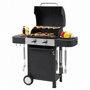 Tepro Grill Toronto Zubehör : tepro gasgrill grillwagen barbecue gartengrill beaverton 2 edelstahl brenner ebay ~ Whattoseeinmadrid.com Haus und Dekorationen