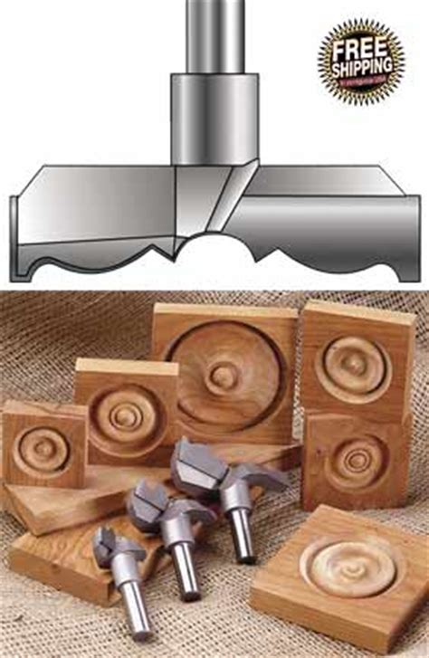mlcs rosette cutters  profile knives