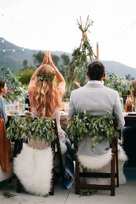 best 25 bohemian wedding reception ideas on