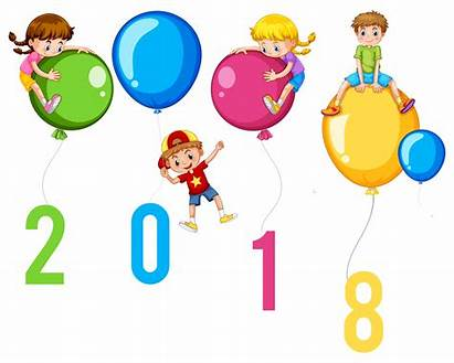Background Happy Balloons Transparent Clipart Eve Clip