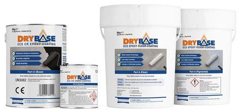 Drybase ECS Epoxy Floor Coatings   Damp proofing solution