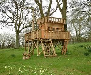 Cabane En Bois Pour Enfant : la cabane en bois pour enfant id es de d co originales ~ Dailycaller-alerts.com Idées de Décoration
