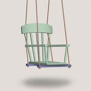 Holzmöbel Selber Bauen : selber bauen ein schaukel stuhl diy kids st hle garten und schaukel garten ~ Orissabook.com Haus und Dekorationen