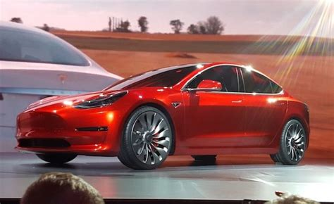 Tesla Model 3 Now Available To Order Without Reservation