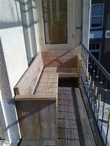 Balkon Bank Klein : houten balkon bank werkspot ~ Frokenaadalensverden.com Haus und Dekorationen