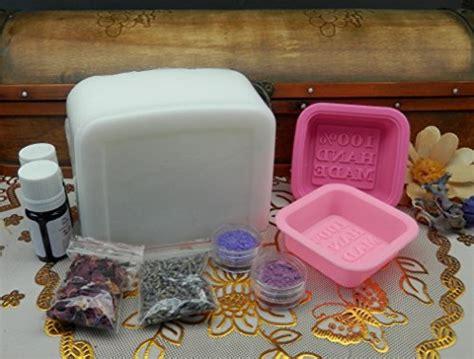 melt  pour hand  soap making kit  beginners shea