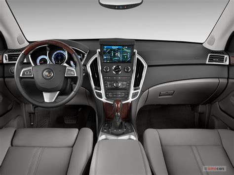 2011 Cadillac SRX Interior   U.S. News & World Report