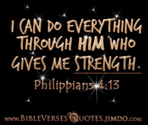 That he would grant you, according to the riches of his glory, to be strengthened with might by his what are your favorite bible verses about strength? Kjv Bible Quotes On Strength. QuotesGram