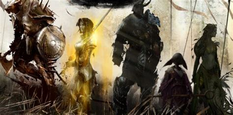 Best Guild Wars 2 Race World Of Warcraft Vs Guild Wars 2 Which Is The Best